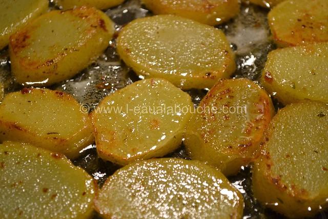 Filet de Truite Grillée sur Peau  © Ana Luthi Tous droits réservés 006