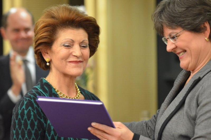 Farewell reception Commissioner Vassiliou
