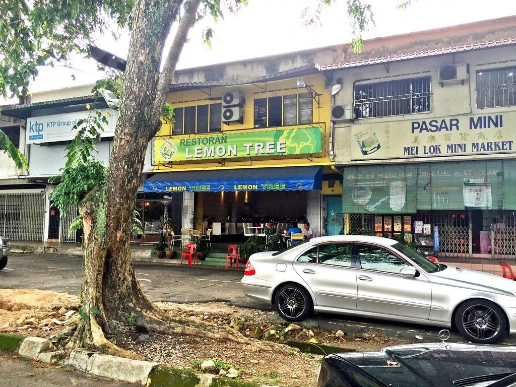 Matcha Johor Bahru: Lemon Tree Green Tea Tiramisu