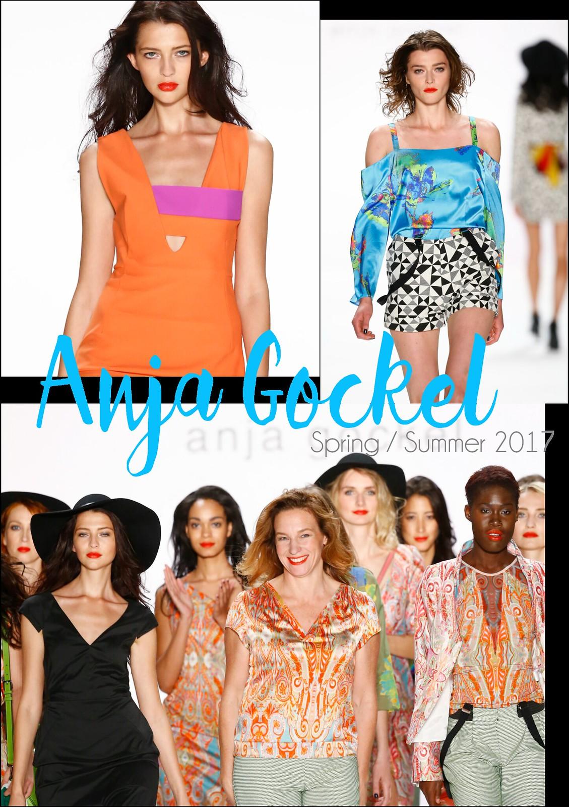 Kollektionsbericht Anja Gockel Spring Summer 2017 I Style By Charlotte