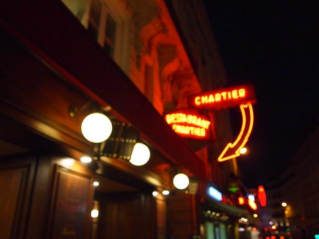 P5291918 Chartier(シャルティエ) パリ フランス 大衆食堂 paris