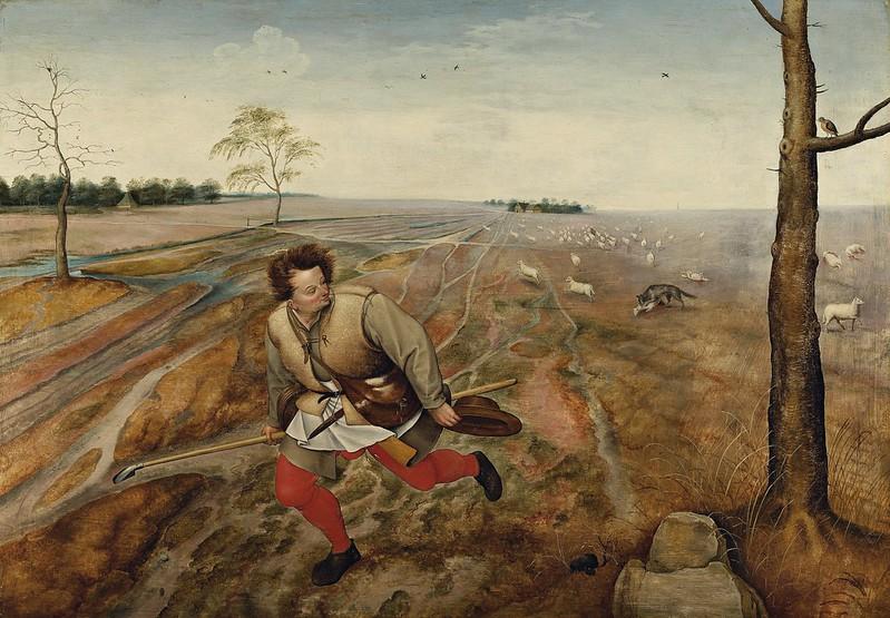 Jan Brueghel II - De slechte herder (c.1616)