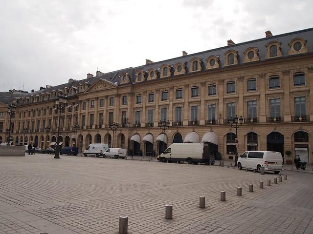 P5261301 ヴァンドーム広場(Place Vendôme) フランス パリ paris france