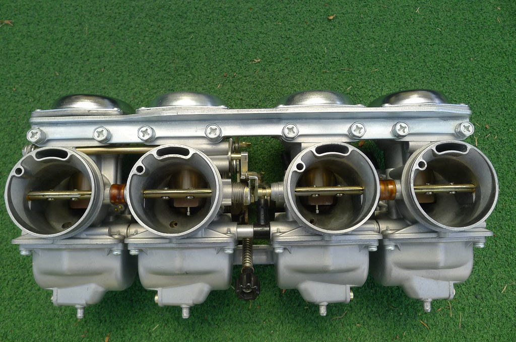 KZ750 LTD Keihin CV34 Carb Questions - KZRider Forum