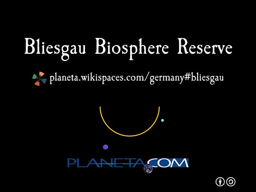 Planeta Wiki: Bliesgau Biosphere Reserve
