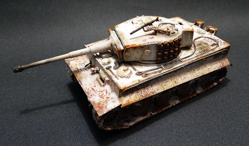 Bolt Action - Tiger I