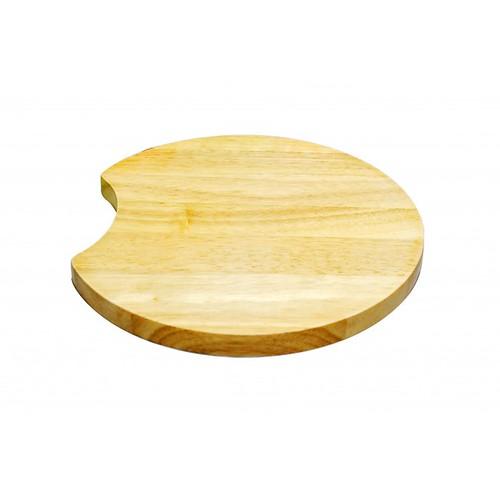 Thớt gỗ cao su mẫu số 5