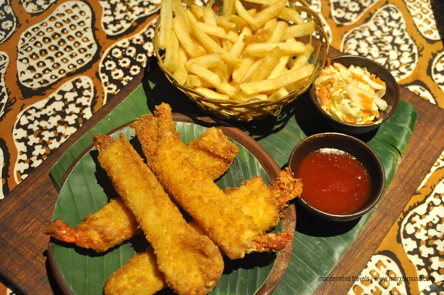 Comfort Food at Gabah Indonesian Cuisine