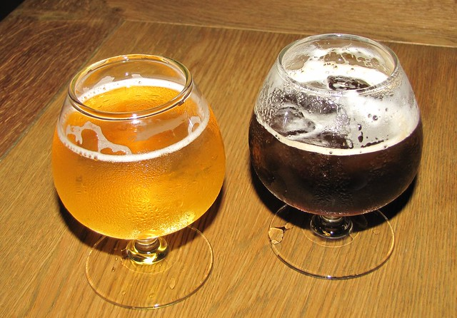 Craft Beers at Alvarado Street Brewery & Grill