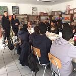 Almuerzo Centros de Estudiantes 2015-2016