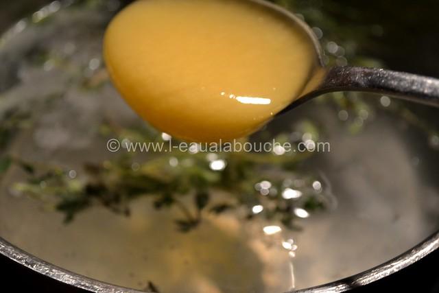 Infusion au Thym, Citron & Miel  © Ana Luthi  Tous droits réservés 003