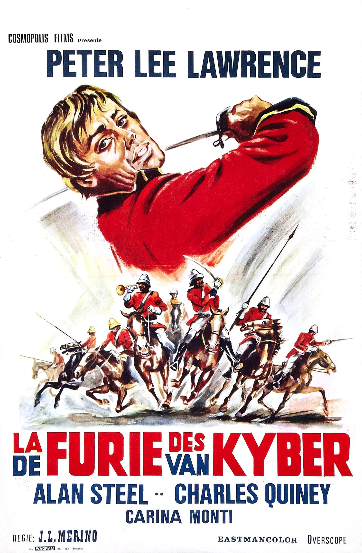 Slaughter on the Khyber Pass (1971)