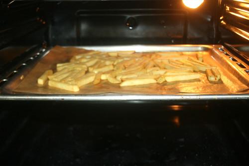 Bake Pommes Frites
