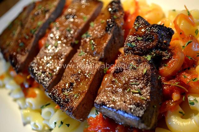 Tranche de Foie Grillée © Ana Luthi Tous droits réservés 018