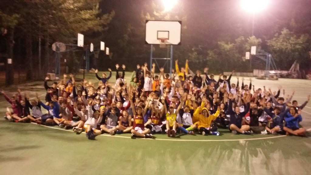 Basket Camp Pescasseroli 2016
