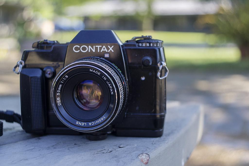 CCR Review 43 - Contax 137 MA Quartz