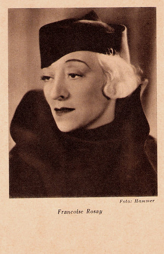 Francoise Rosay