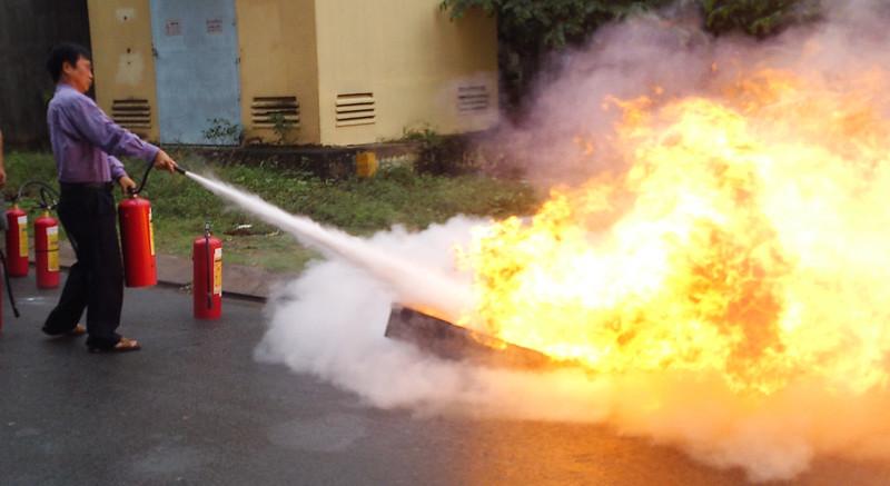 Bình cứu hỏa MFZ35