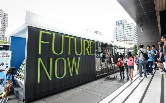 Gogoro六月銷售破1200 連霸電動機車市場九個月 推出暑期學生優惠方案