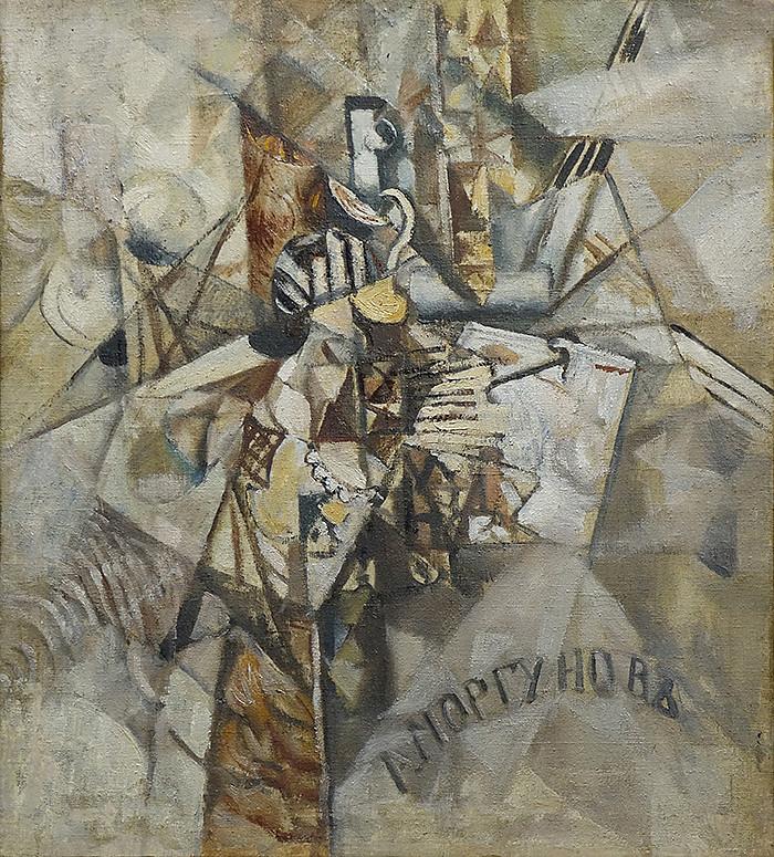 Russian avant-garde 93_Morgunov