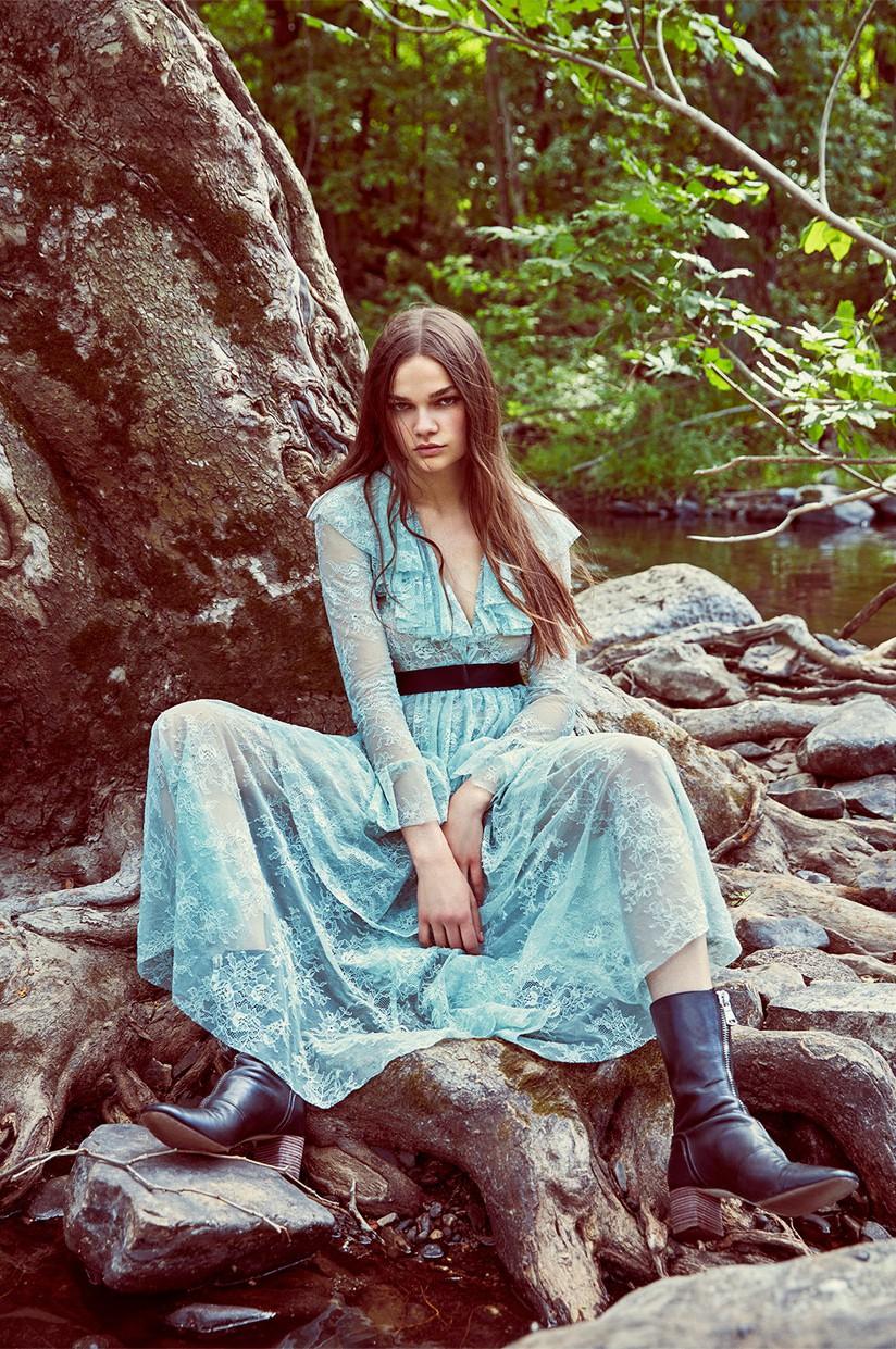 Zara Fall 2016 Campaign