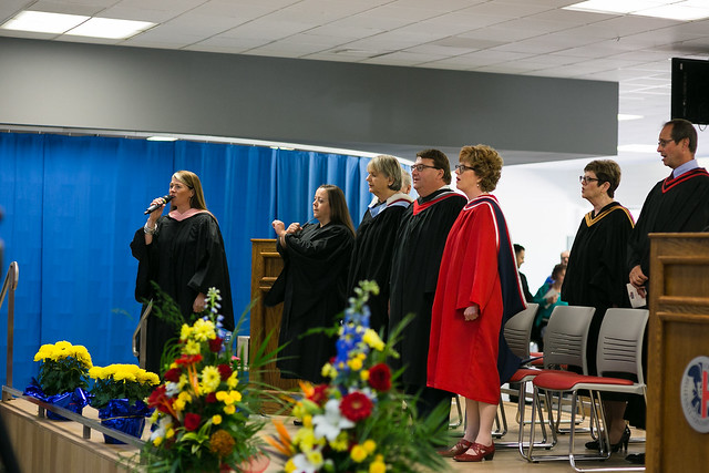 2016 Convocation Ceremonies - June 10 - Morning