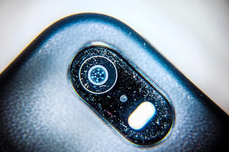 Padoms visiem kā pāris sekundēs dramatiski uzlabot savas telefonbildes - notīriet