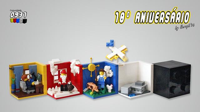 C0937 - 10º Aniversário
