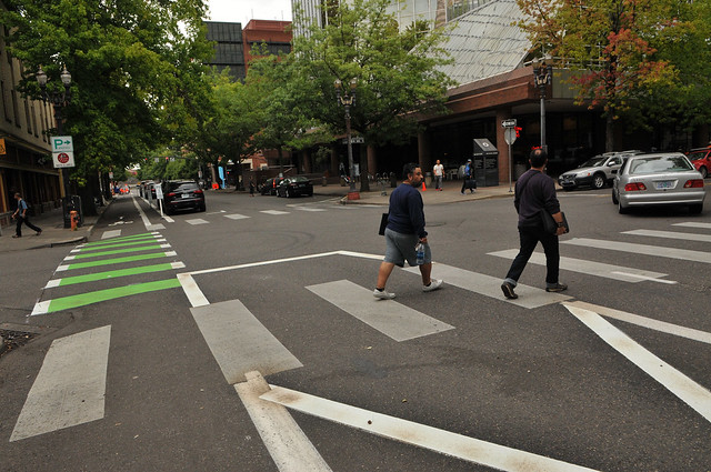 New bikeway on SW 2nd Avenue-34.jpg
