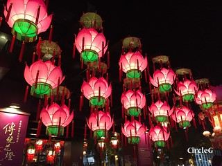 CIRCLEG 遊記 香港 銅鑼灣 維多利亞公園 維園 花燈會 綵燈會 2016 (21)