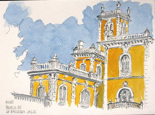 Palacio de Balsera. Avilés -Spain-
