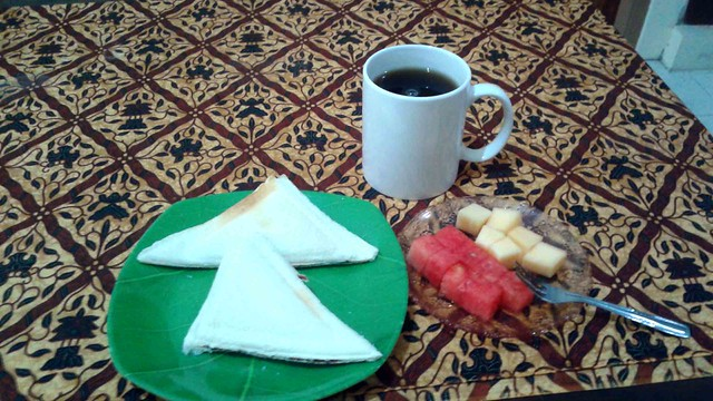 Yogya Breakfast