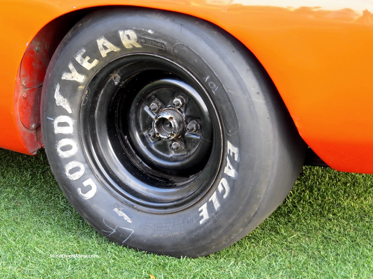 1969 Charger Daytona Wheel