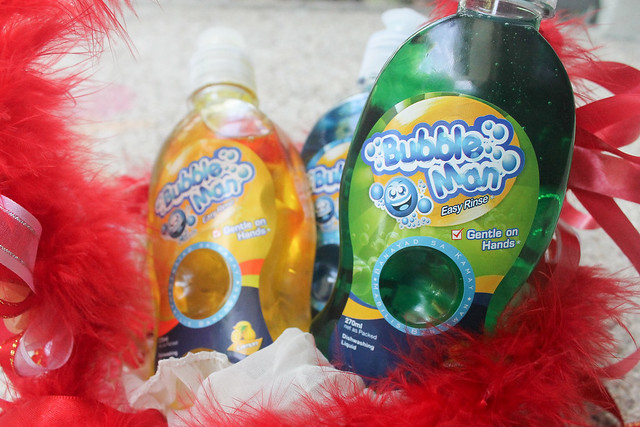 Bubbleman Dishwashing Liquid | Quick Review