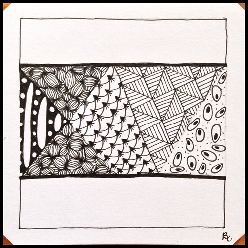 Zentangle 163