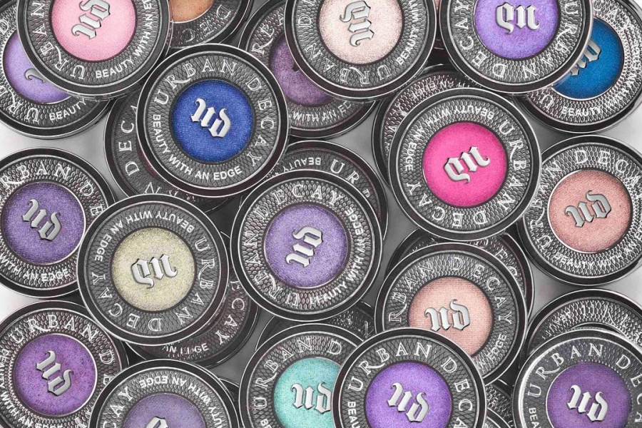 Urban Decay XX Vintage Eyeshadows and Nail Colors for Holiday 2016
