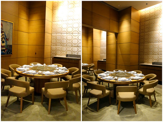 Conrad Manila's China Blue by Jereme Leung- Private Rooms