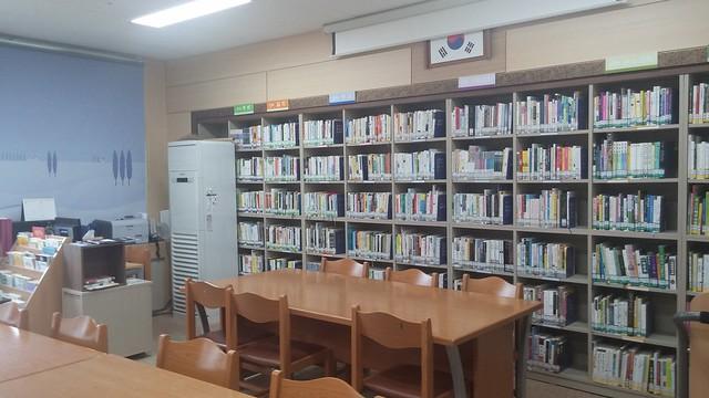 화북중학교 | 도서관