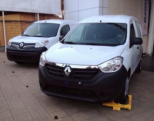 Renault Kangoo, Dokker - Santiago, Chile