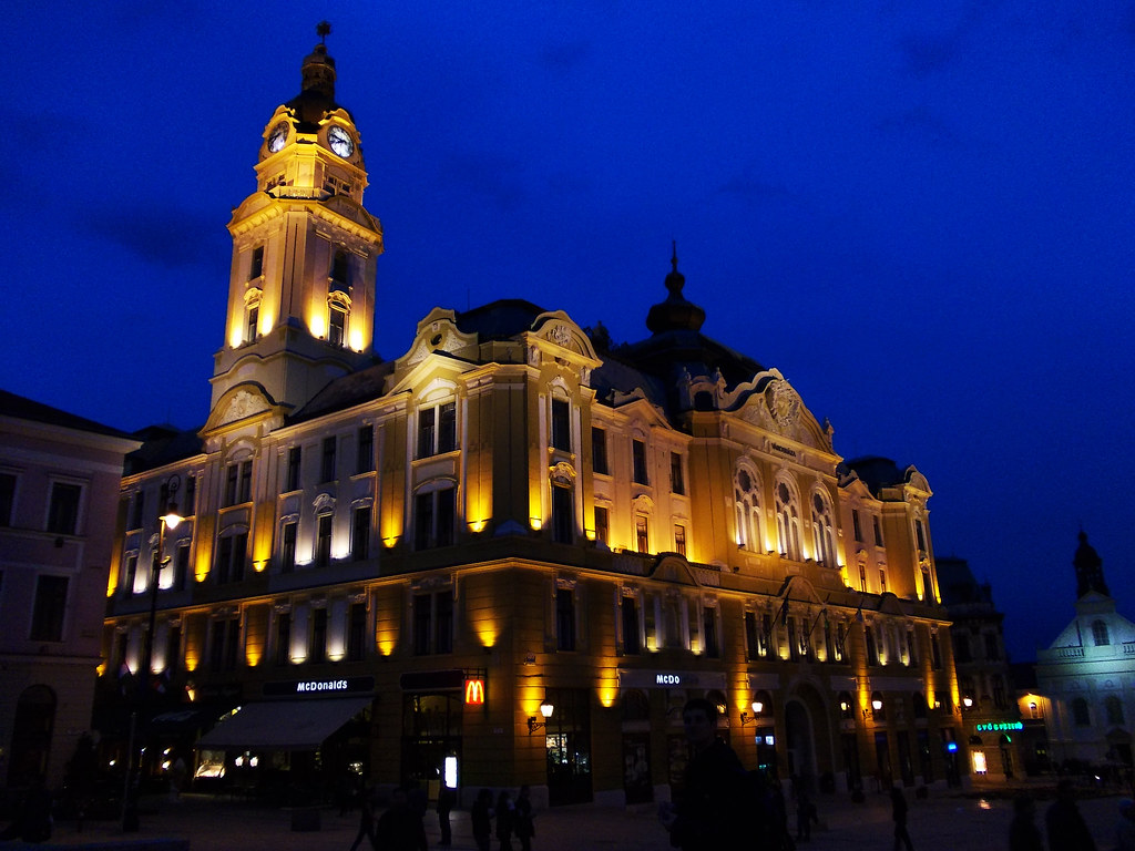 7 Charming Hungarian Cities: Pecs, Hungary