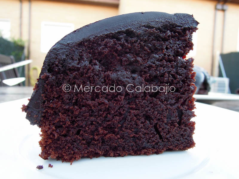 BANANA CHOCOLATE CAKE-14