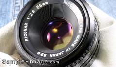Ricoh Riconar 55mm f/2.2