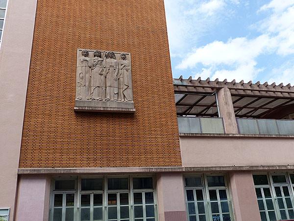 école canal saint martin