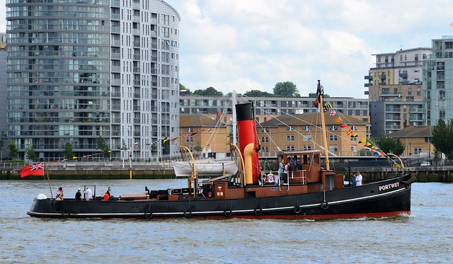ST portwey (1) @ River Thames 24-6-16