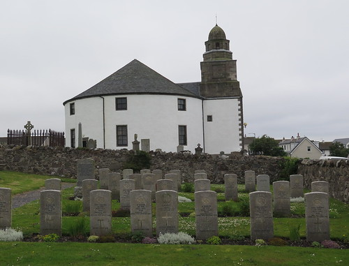 War Graves at the Round Church