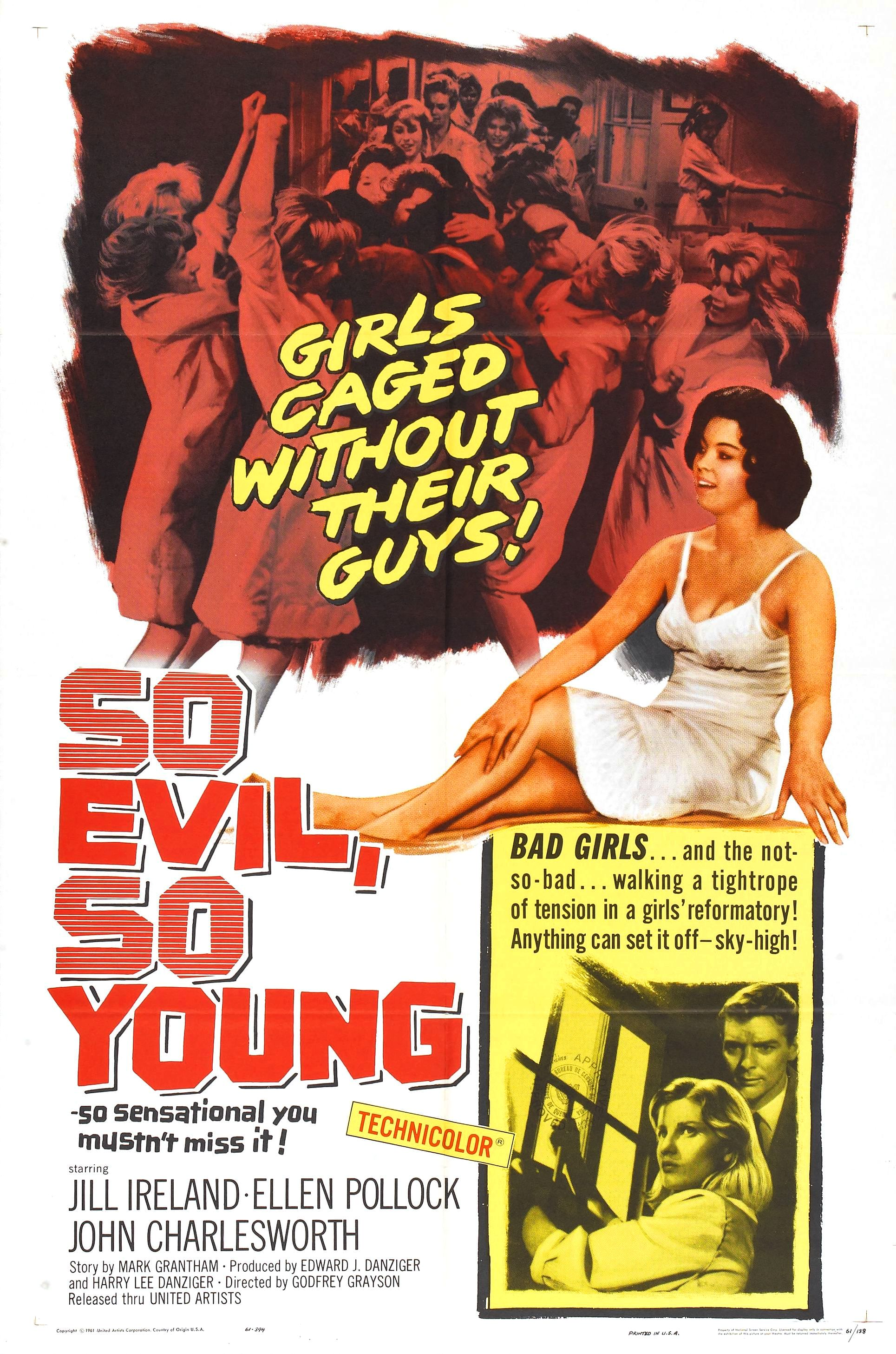 So Evil, So Young (1961)