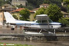 I-BISB - 17275014 - Aero Club Como - Cessna 172P Skyhawk II - Lake Como, Italy - 160625 - Steven Gray - IMG_6373