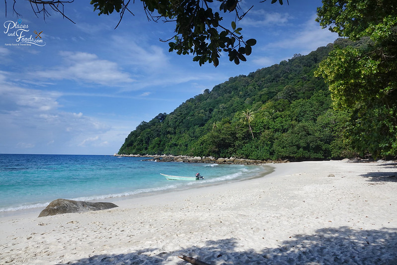 perhentian secret beach view2