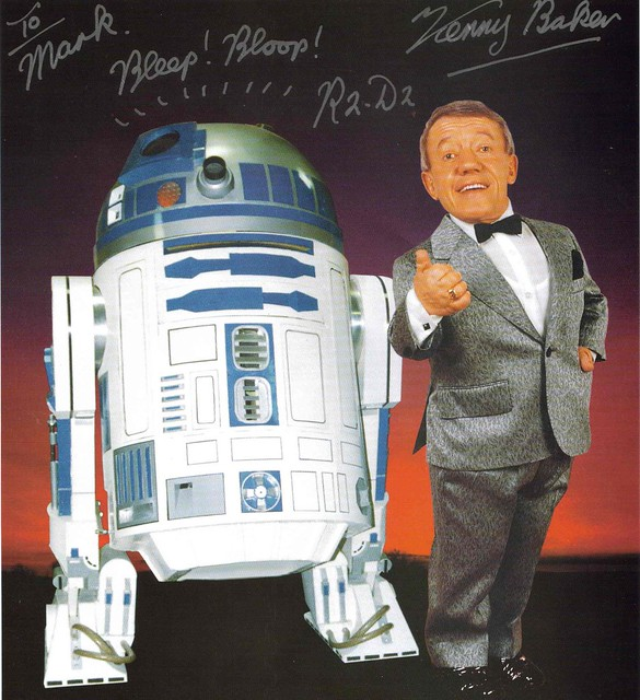 Kenny Baker - R2-D2 - Photo 3