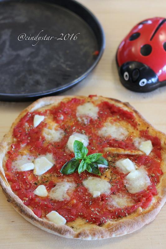 pizza napoletana mtc58